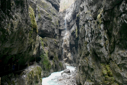 Partnachklamm National Geotop